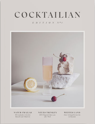 COCKTAILIAN, Edition No.1